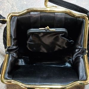 Julius Resnick Bags - Julius Resnick Evening Bag w/ Attached coin purse